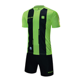 KELME卡尔美男足球服套装比赛训练服3881018