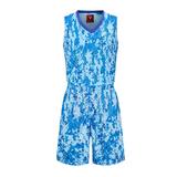 光板定制迷彩篮球服套装男女款VT1816